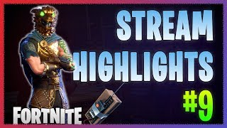 Fortnite - Stream Highlight #9 - March 2018 | DrLupo