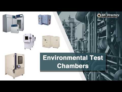 Environmental Test Chamber Manufacturers Suppliers