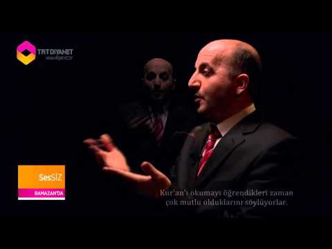 SesSİZ (Fragman) - TRT DİYANET