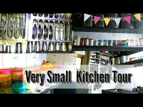 Very Small Kitchen Tour L Middle Class Kitchen Tour L Indian Kitchen Tour Part 84
