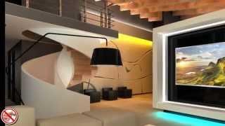Дизайн интерьера СПб.  Современный дизайн интерьера квартиры.(, 2014-09-02T11:41:05.000Z)