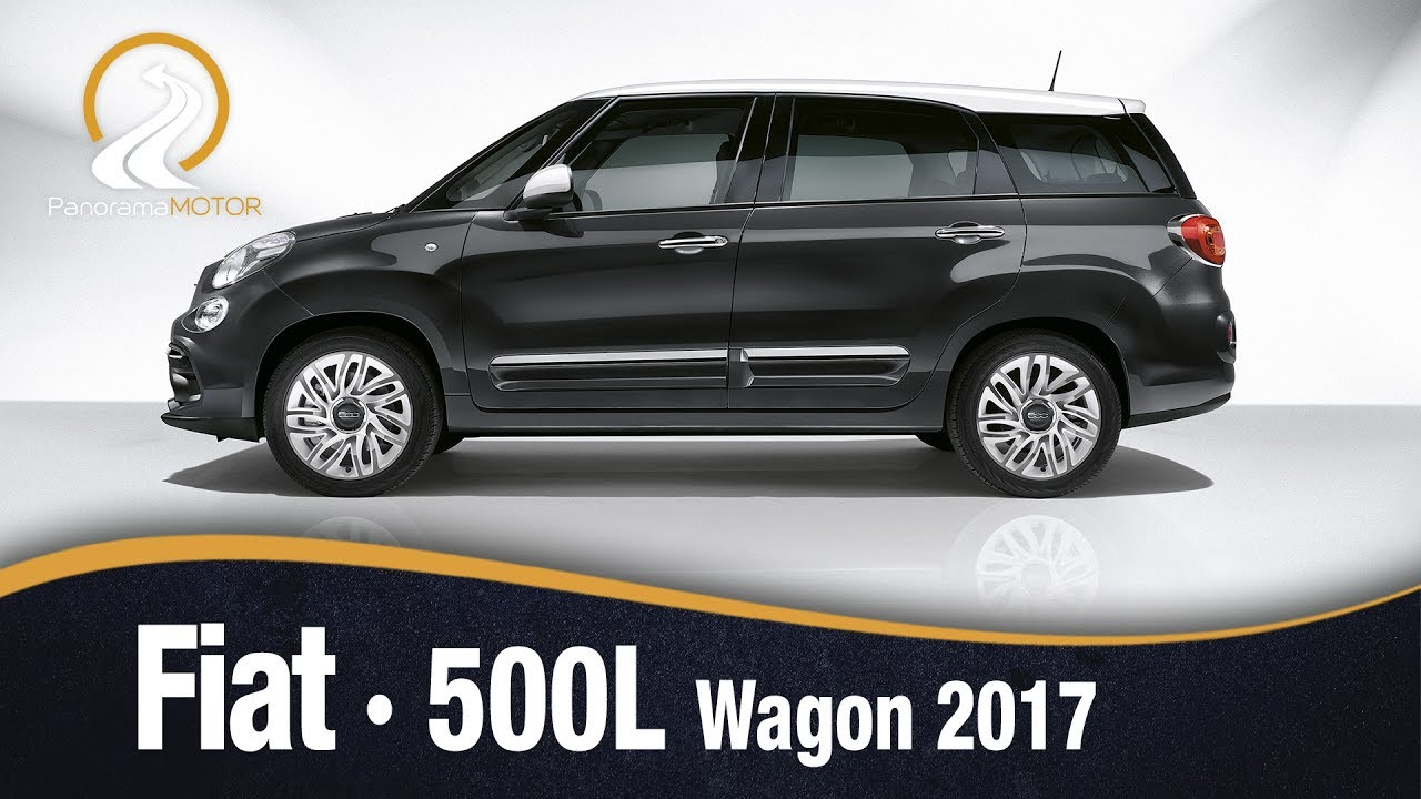 fiat 500l wagon 2017 prueba test an lisis review en espa ol youtube. Black Bedroom Furniture Sets. Home Design Ideas