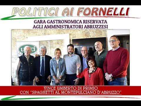 Politici ai Fornelli (2016)