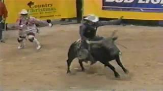 Michael Gaffney vs Wolfman - 95 PBR Finals (80 pts)