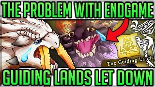The True Disappointment of the Guiding Lands Endgame - Monster Hunter World Iceborne! #iceborne #mhw
