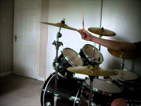 Green day-Welcome To Paradise/Pulling Teeth (Drum cover)