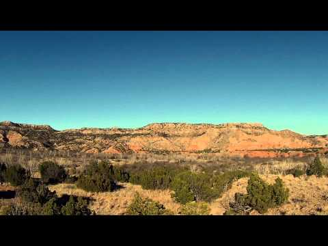 Palo Duro Canyon Texas State Park 360 Timelapse