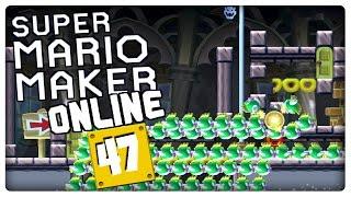 SUPER MARIO MAKER ONLINE Part 47: Level aus der Nintendo Direct vom 12.11.2015