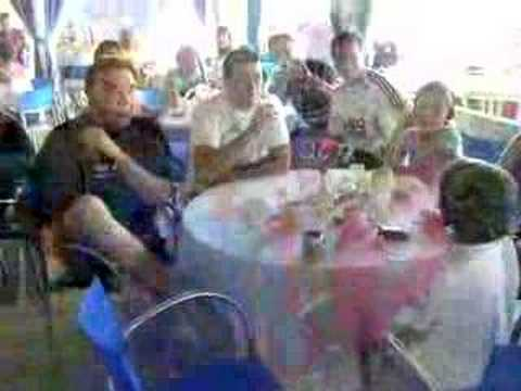 CHUM FM's Breakfast in Barbados 2008