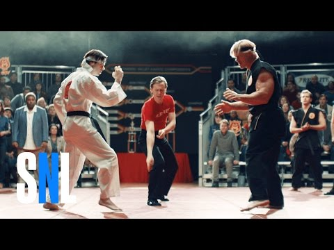 The Karate Teen - SNL