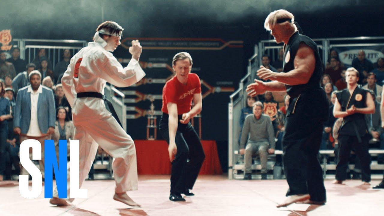 The Karate Teen - SNL