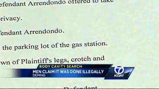 Hidalgo Body Cavity Search