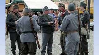 Dobrý voják Švejk  v Uničově-Der brave Soldat Schwejk in Uničov