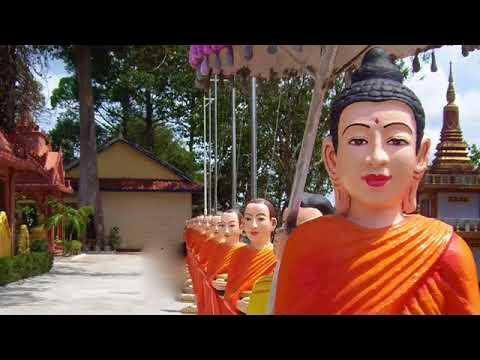 Saturday's With Sandra | Travel To Cambodia | World Travel | Visual Musical Journey