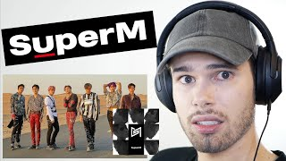 Gambar cover Reacting to SuperM 슈퍼엠 'Jopping'