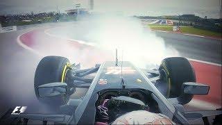 2017 US Grand Prix: FP2 Highlights