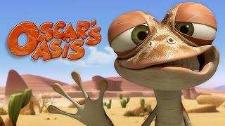 オスカー(Oscar) トカゲ。いつも空腹。食べ物や水を探すために砂漠を歩...