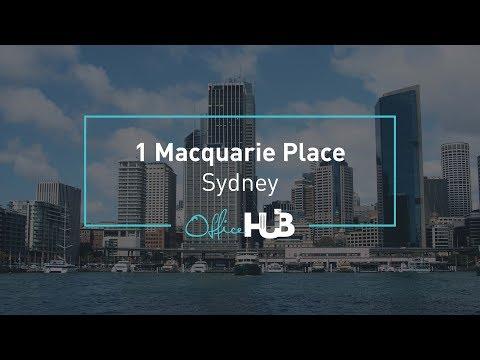 Office Hub Tour -  Servcorp, 1 Macquarie Place, Sydney Australia