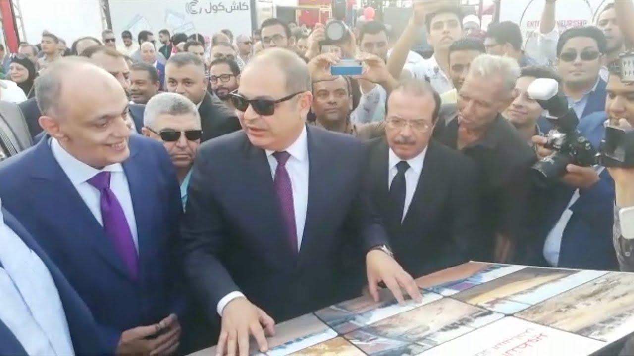 الوطن المصرية:محافظ الغربية يفتتح شارع 306 في طنطا.. الثاني على مستوى الجمهورية
