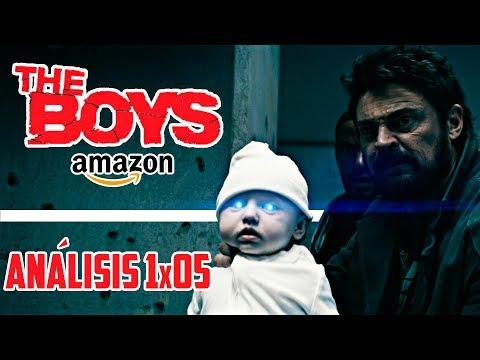 THE BOYS (AMAZON) | ANÁLISIS 1x05 | ¡Manos arriba, tengo un bebé!