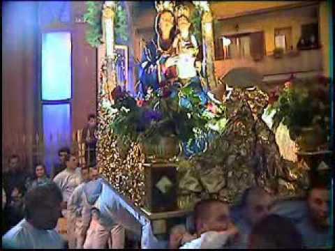 Processione madonna dell 39 arco 2009 san giorgio a cremano for Arco arredamenti san giorgio
