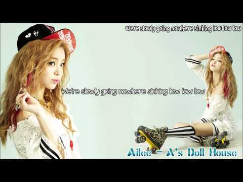 [HD] Ailee - I'll Be OK  [English Subs Romanization Hangul]