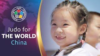 #JudoForTheWorld China 🇨🇳