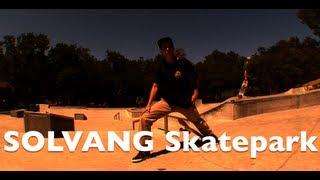 Lines at SOLVANG Skatepark