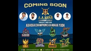 A A khan Champions League 2020 | Auction