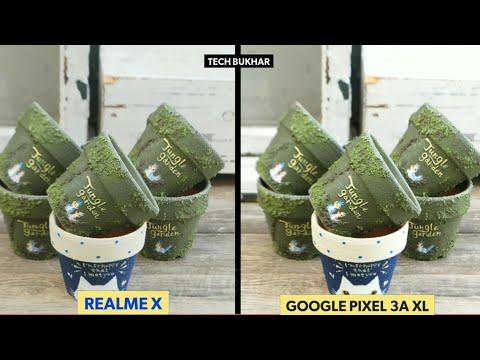 google-pixel-3a-xl-vs-realme-x-camera-comparison-test-  -#realmex,-#pixel3axl,-#techbukhar