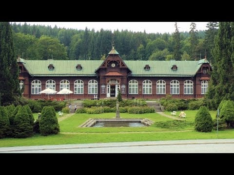 Karlova Studánka Spa Resort, Czech Republic [HD] (videoturysta)