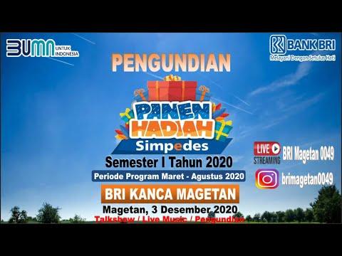 PANEN HADIAH SIMPEDES 1 TAHUN 2020