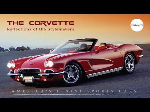 Corvette: Reflections of the Stylemakers