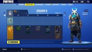 HOW TO GET RAGNAROK SKIN THE FASTEST IN FORTNITE BATTLE ROYALE.