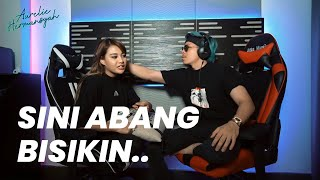 TELL SECRET ft ATTA HALILINTAR | BIKIN BAPEEER!! Part 1