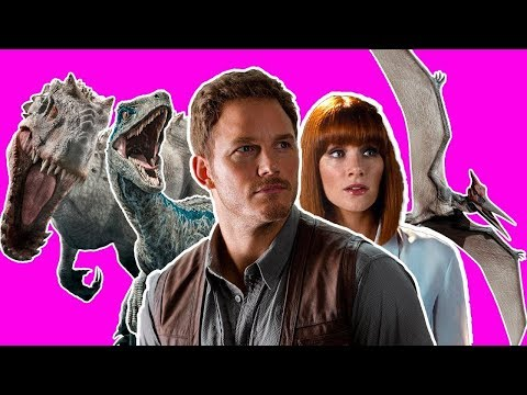 ¡UPDATED!JURASSIC WORLD THE MUSICAL - Parody Song(Version Realistic)