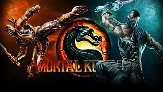 Mortal Kombat Game Movie (All Cutscenes) 1080p
