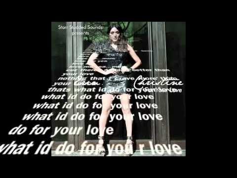 For Your Love (official Lyrics)