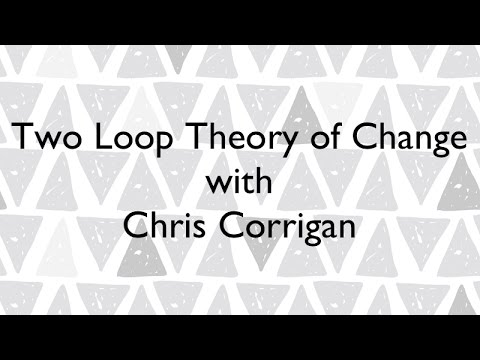 Two Loop Theory of Change
