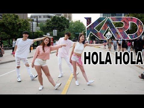 "[KPOP IN PUBLIC VANCOUVER] K.A.R.D: ""Hola Hola"" Dance Cover [K-CITY]"