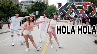 "[KPOP IN PUBLIC VANCOUVER] K.A.R.D: ""Hola Hola"" Dance Cover [K-CITY]"