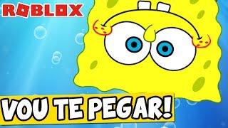 SPONGE BOB TI PORTERÀ! -ROBLOX (Cartoon Hide n ' Seek)
