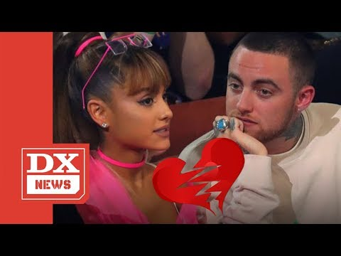 Ariana Grande Reveals Mac Miller Relationship Became 'Toxic' & 'Scary'
