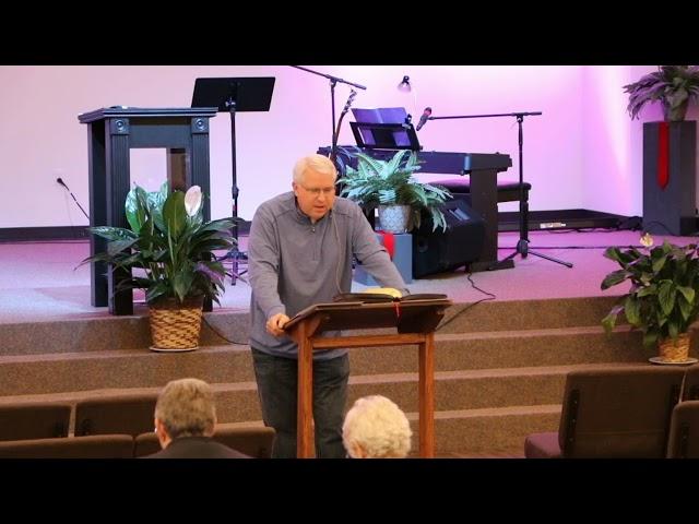 PBC Adult Sunday School March 28, 2021