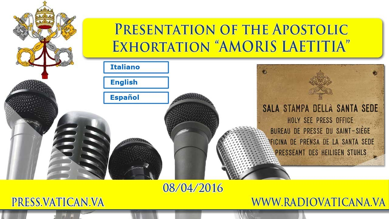Amoris laetitia Audio