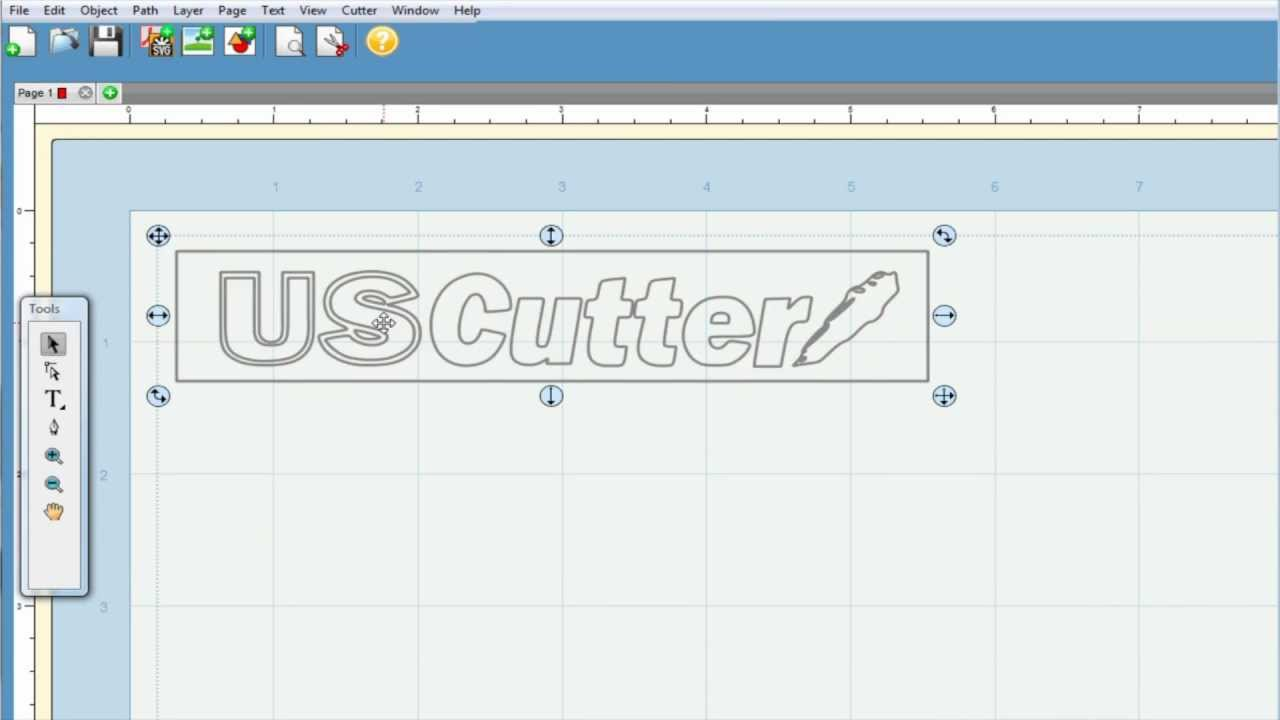Introducing Sure Cuts a Lot PRO    ALL-NEW Design/Cutting software from  USCutter!