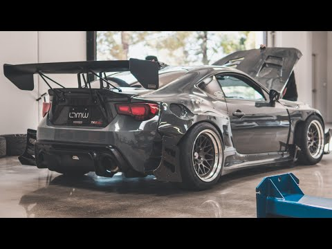 Differences with the Rocket Bunny V3.5 BRZ