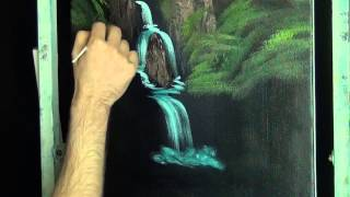Bonsai Falls - Painting Lesson