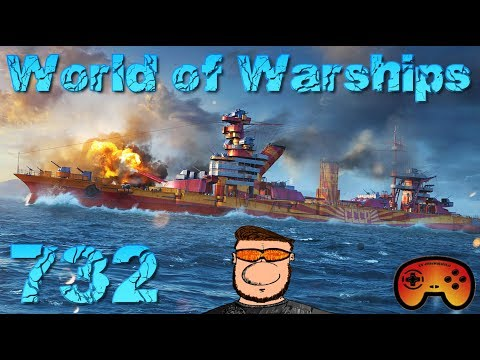 Der WOT GOTT hasst mich #732 World of Warships - Gameplay German/Deutsch World of Warships