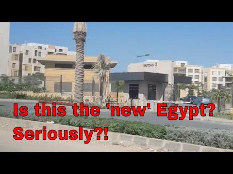 New Adminisrative Capital Of Egypt - ROAD TRIP: New Capital City